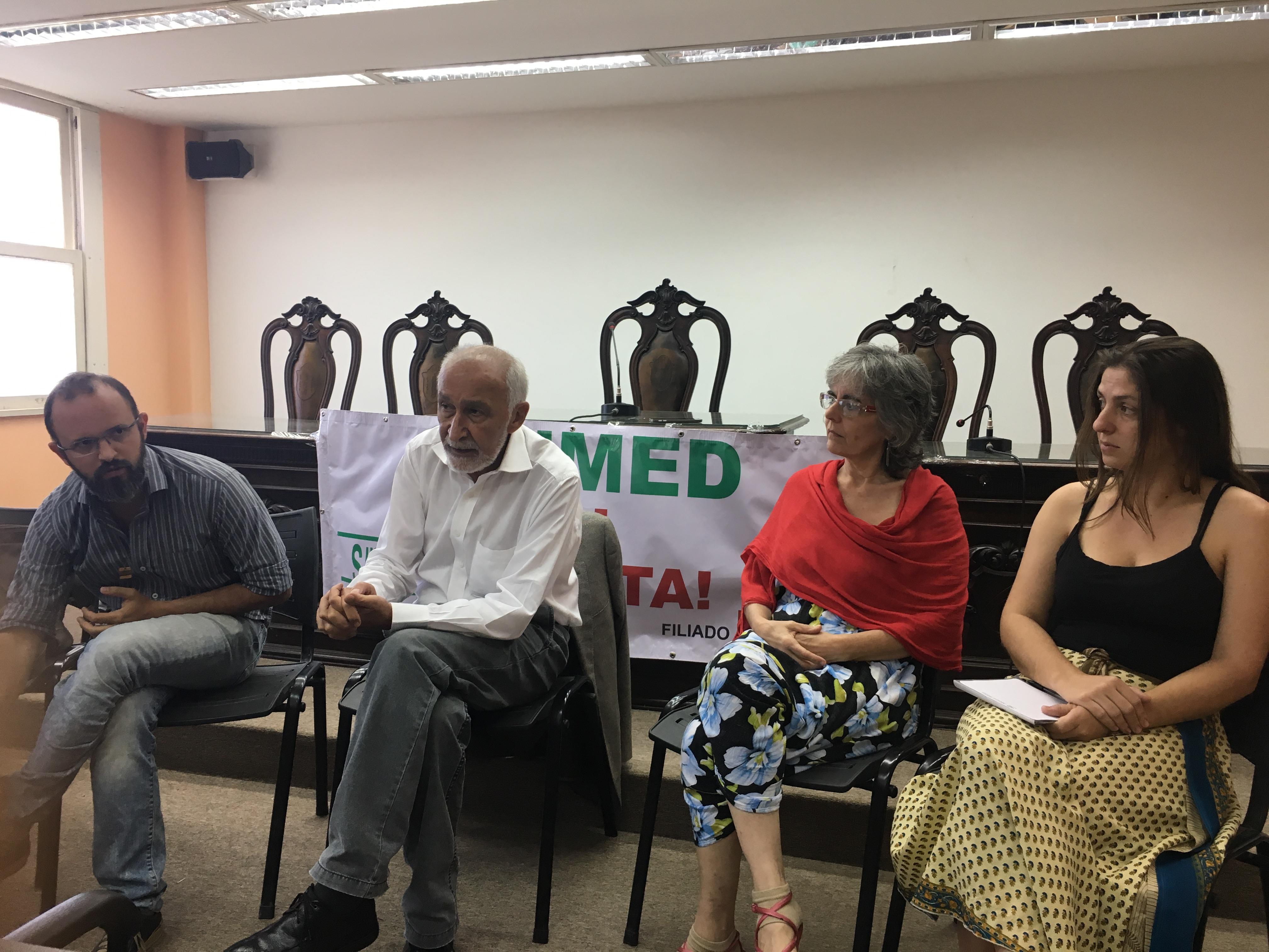 Jornal OGLOBO – 21/10/2017 – Por falta de pagamentos, sindicato anuncia paralisação das Clínicas da Família do Rio