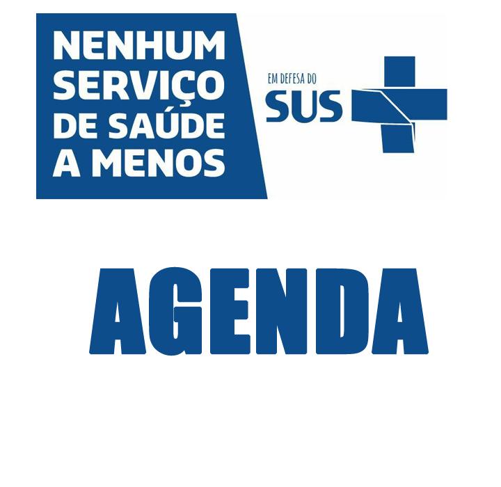 AGENDA NENHUM SERVIÇO DE SAÚDE A MENOS