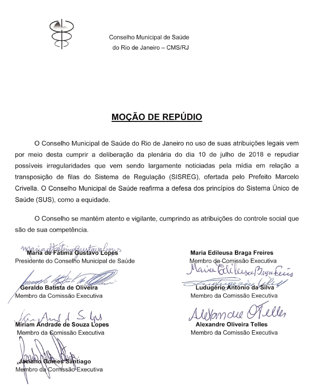 Conselho Municipal de Saúde repudia governo Crivella por clientelismo na marcação de consultas e exames⠀⠀⠀⠀⠀⠀⠀⠀⠀⠀⠀⠀⠀⠀⠀⠀⠀⠀⠀⠀⠀⠀⠀⠀⠀⠀⠀⠀⠀⠀⠀⠀⠀⠀⠀⠀⠀⠀⠀⠀⠀⠀⠀⠀⠀⠀⠀⠀⠀⠀⠀⠀⠀⠀⠀⠀⠀⠀⠀⠀⠀⠀⠀⠀⠀⠀⠀⠀⠀⠀⠀⠀⠀⠀⠀⠀⠀⠀⠀⠀⠀⠀⠀⠀