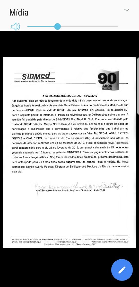 Atenção Primária permanece em greve.