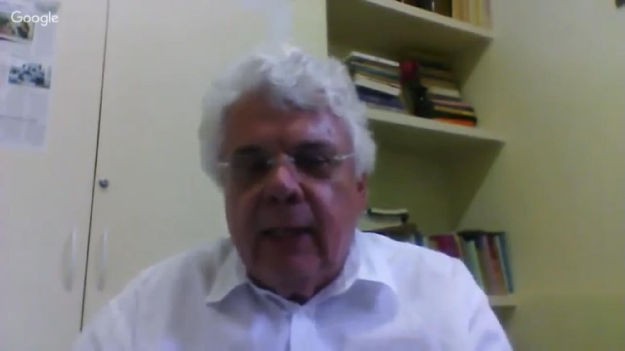 Pedro Gabriel e a saúde mental no Brasil. Entrevista à Gustavo Conde.
