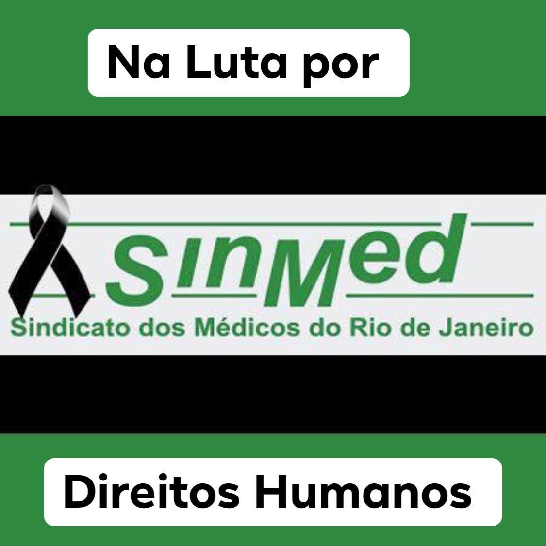 SinMed -RJ na Luta por Direitos Humanos