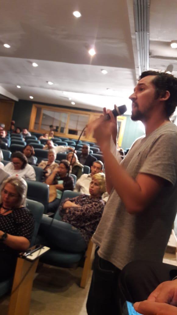 Servidores da Saúde do Estado do Fio de Janeiro em Luta