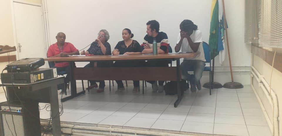 Assembleia dos Trabalhadores da Saúde